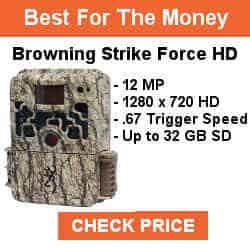 best game camera 2019 Browning Strike Force HD Camera