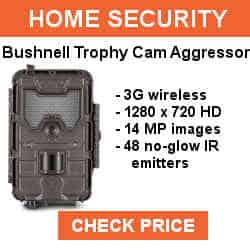 best game camera 2019 Bushnell Trophy Cam HD Aggressor