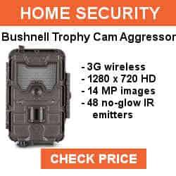 best game camera 2019 Bushnell Trophy Cam HD Aggressor