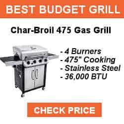 best gas grills 2019 under $300 under $500 Under $1000
