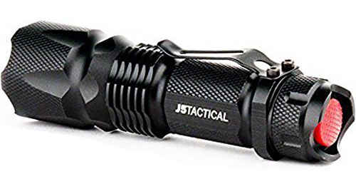 j5 tactical flashlight