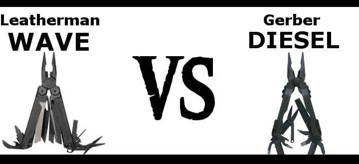 Leatherman Wave vs Gerber Diesel