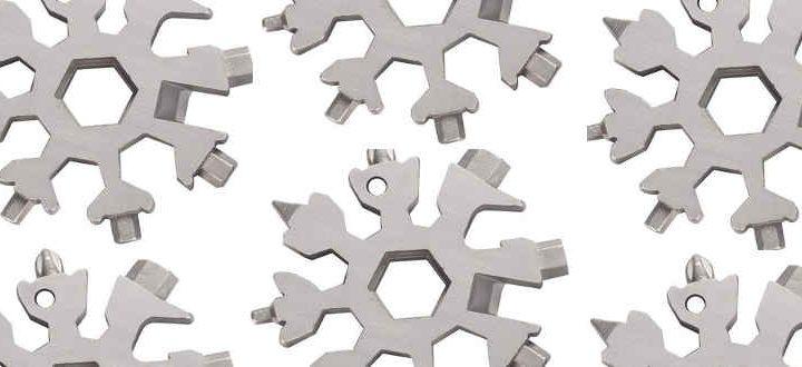 Top 3 Best Snowflake Multitools